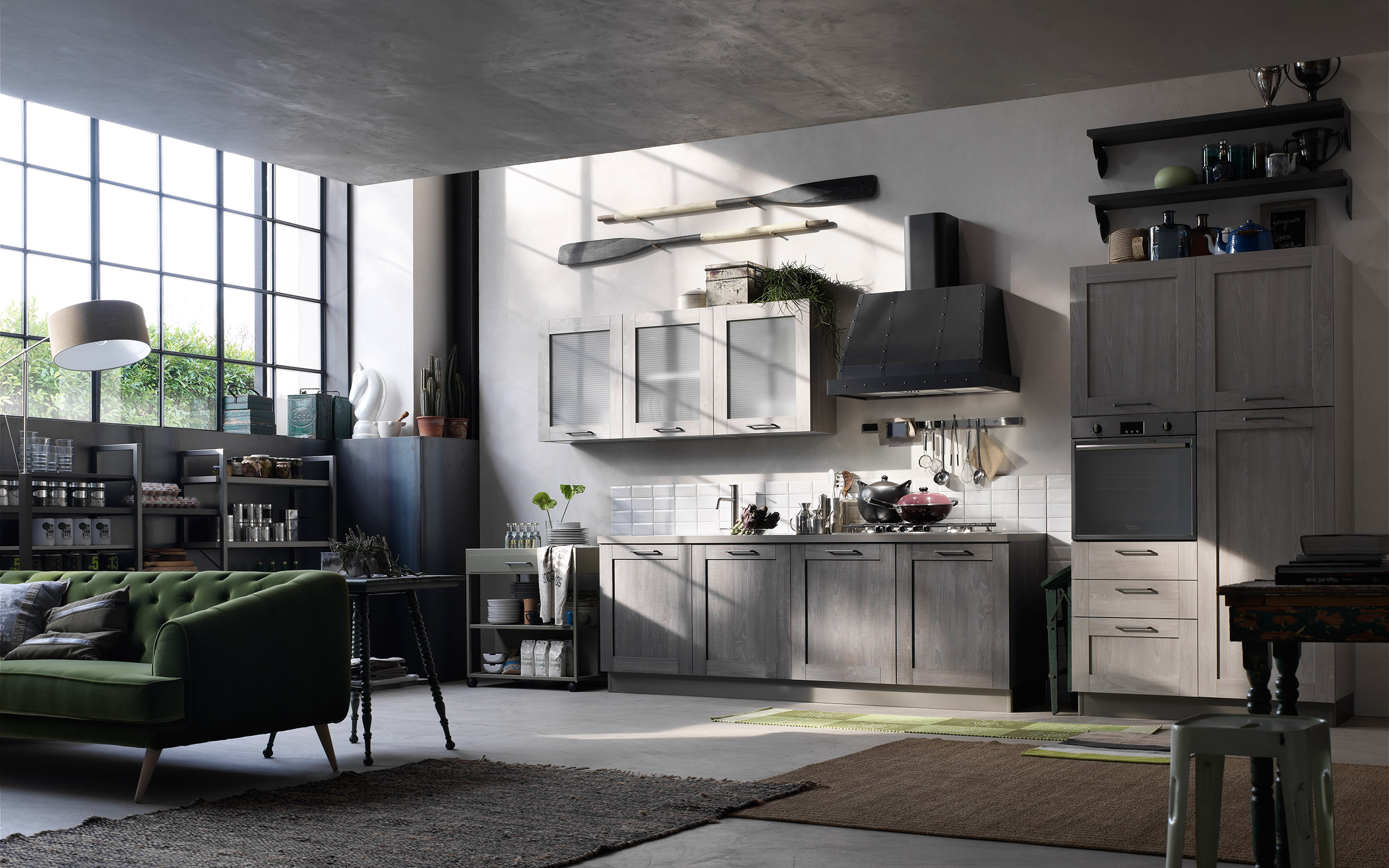 cucina industrial ferro