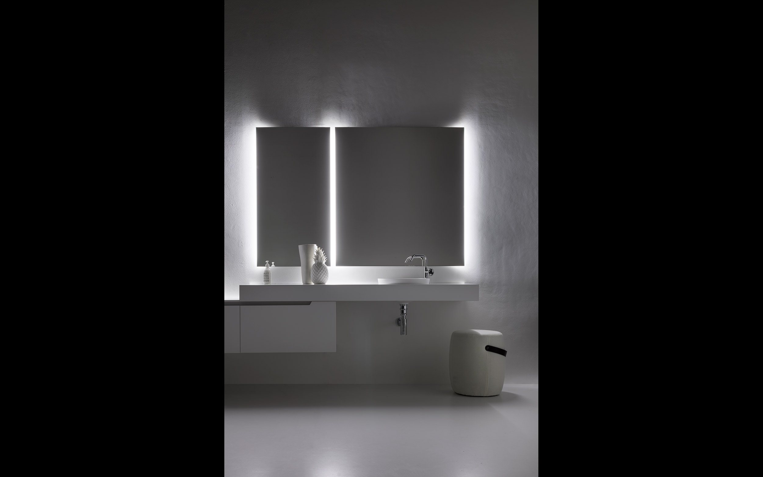 bagno luci