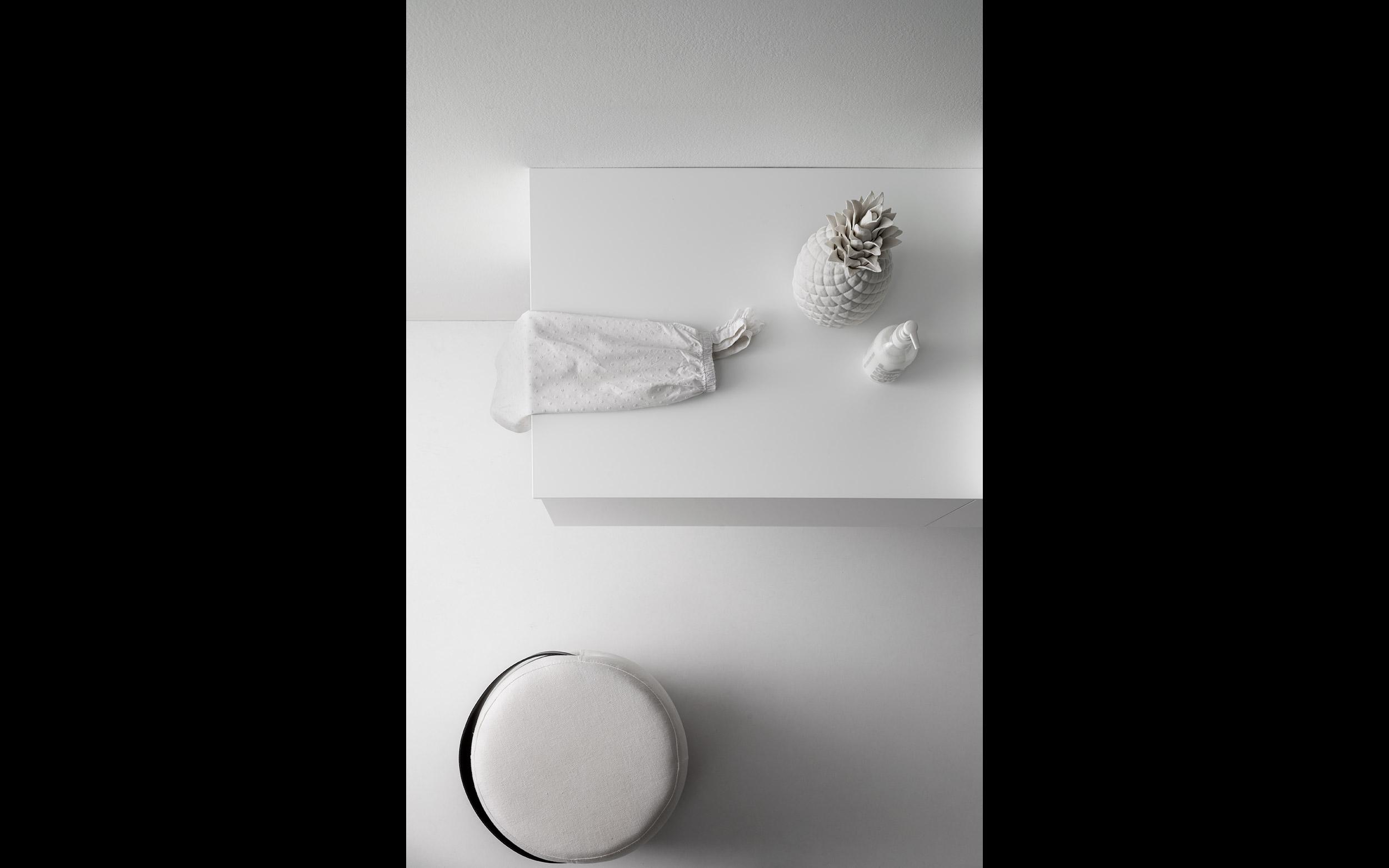 foto still life bianco